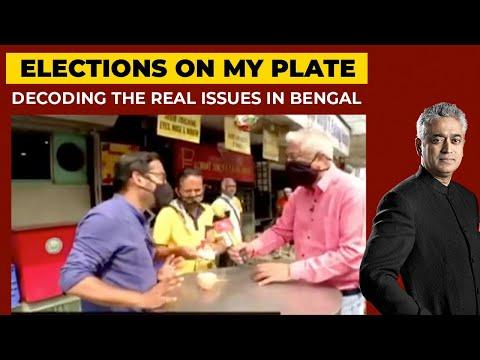 Bengal Polls 2021 | Ilish Mach, Mishti Doi & Politics | Elections On My Plate With Rajdeep Sardesai