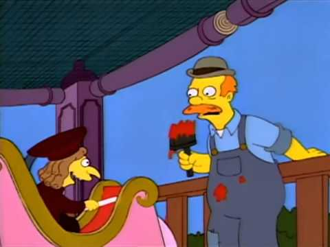 Mr Burns - Crippled Irishman