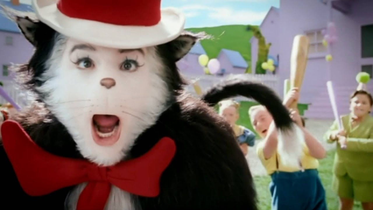 cat in the hat movie - 1280×720