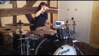Eminem - Mockingbird - Drum cover