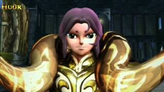 Saint Seiya Sanctuary Battle - PS3 - Parte 1 (Tutorial - Templo de Tauro) - por Hu0r