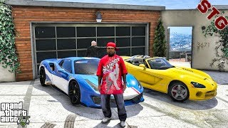 GTA 5 REAL LIFE MOD - MAMA'S BOY - 05 FRIENDLY CONNECTIONS!!!(GTA 5 REAL LIFE MODS)