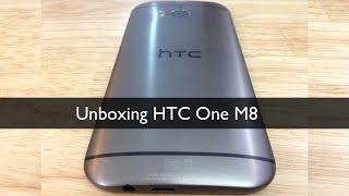 Unboxing HTC One M8   Primeras Impresiones