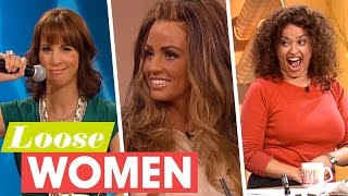 The Loose Women React to Their Old Clips | Loose Women