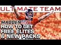 Madden 16 Ultimate Team News: How To Get Free Elite Players & Bundles