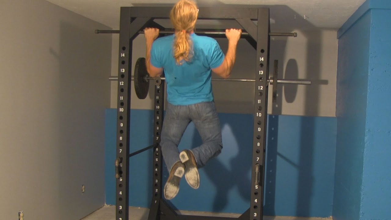 how to build a home pull up bar diy dudes