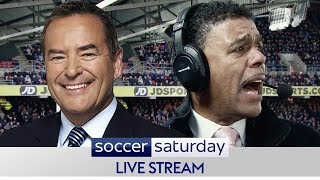 LIVE! Soccer Saturday | Watch the first day of the 2018/19 season with Jeff Stelling and the boys! thumbnail
