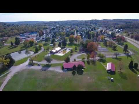 Crooksville, Ohio in 4k