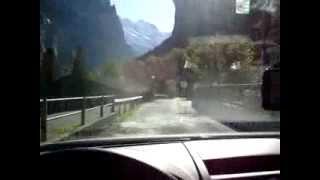 Lautenbrunnen to Jungfrau Camp