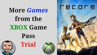 Free Games with Xbox Game Pass Trial