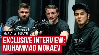 Muhammad Mokaev: Best Fighter in the World | Fighting Out of Manchester