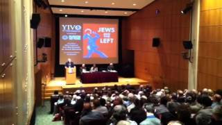 Ronald Radosh at YIVO Jews and the Left (CLIP 2)