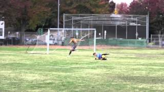 Central California Soccer League: Indio Dixon vs 916 United Fall 2014
