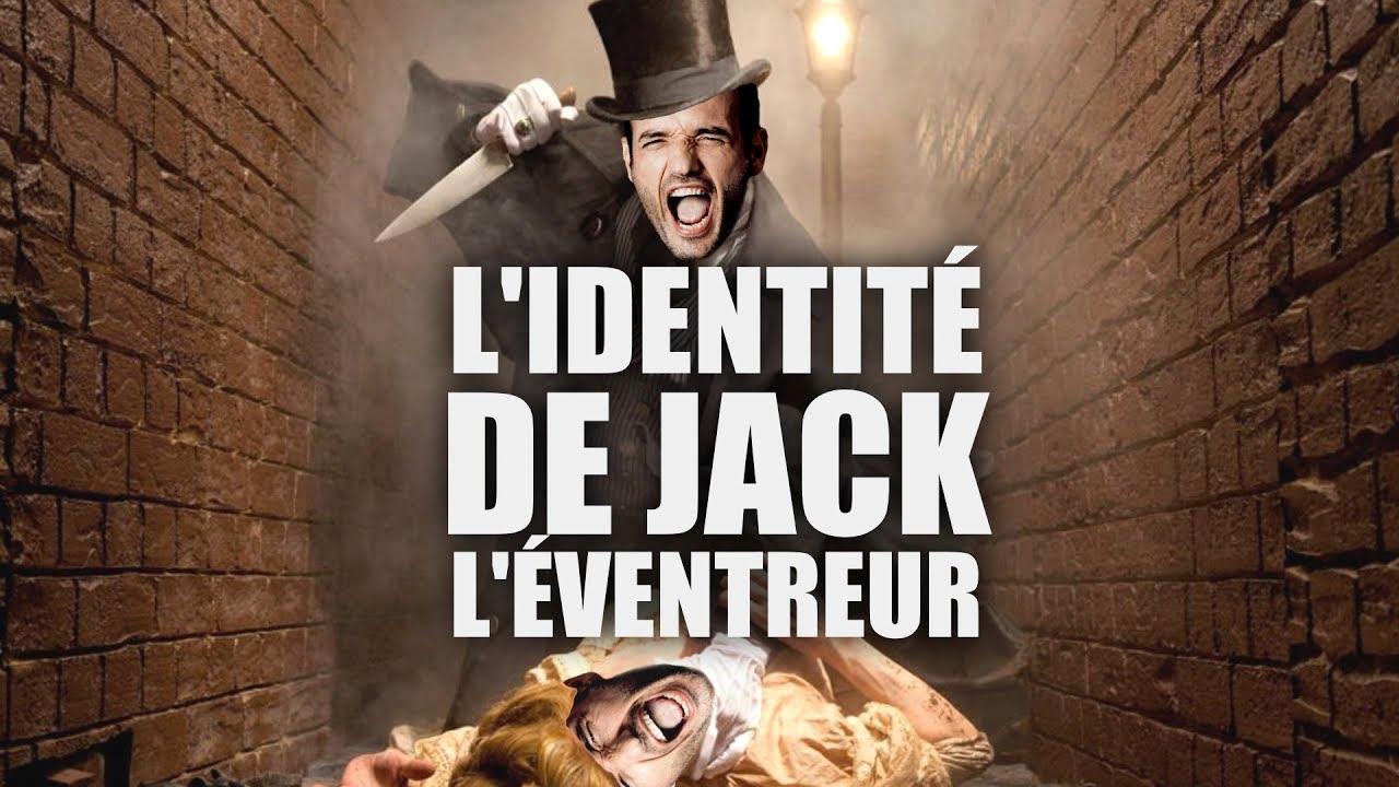 L'IDENTITÉ SECRÈTE DE JACK L'ÉVENTREUR RÉVÉLÉE ?