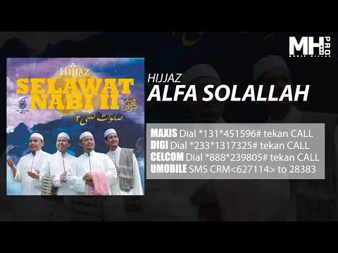 Hijjaz - Alfa Solallah (Official Music Audio)