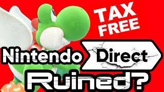 No January Nintendo Direct?