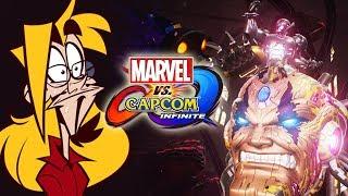 FINAL BOSS & FINAL THOUGHTS - Story Mode FINALE - Marvel Vs. Capcom Infinite