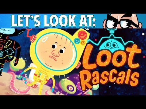 Let's Look At - Loot Rascals!