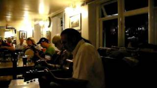Mole Catcher song by Mark &  Vic at the Royal Oak Woburn Sands 20090723