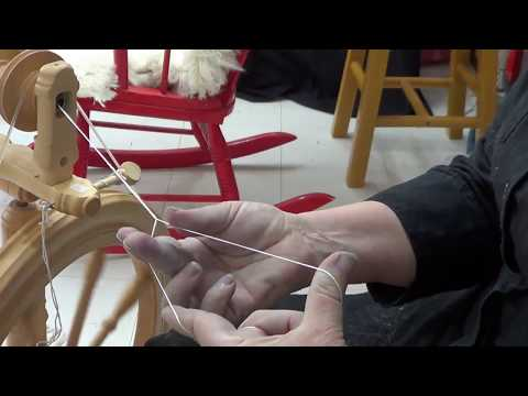 How to Ply Yarn to Balance and Correct Over Spinning