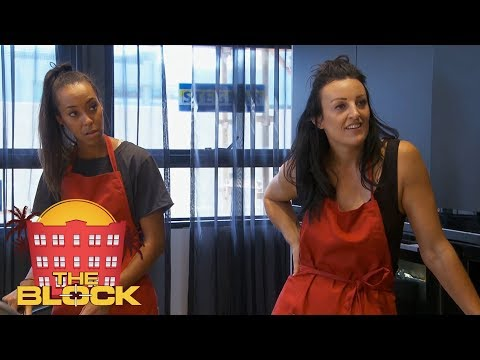 Carla and Bianca are punished for breaking Block rules