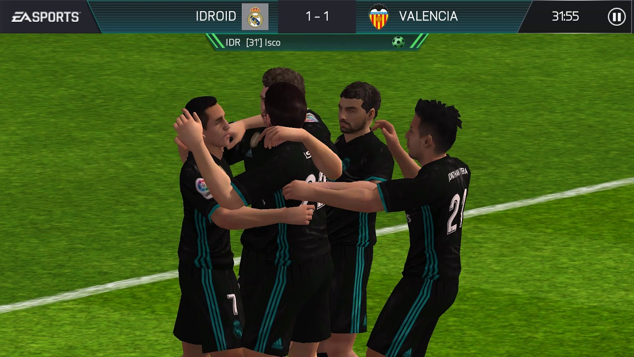 Fifa Mobile Soccer 2018 - Gameplay (iOS,Android)