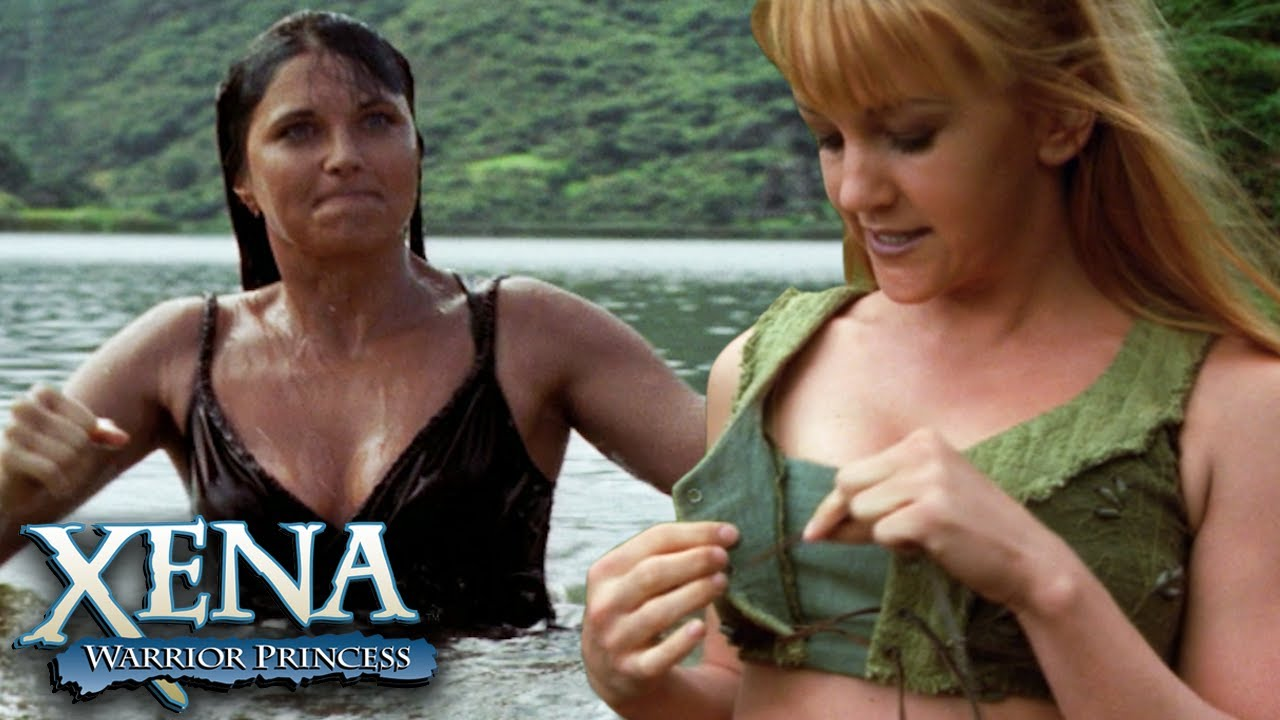 Download Xena and Gabrielle Like You've Never Seen Before | Xena: Warrior Princess