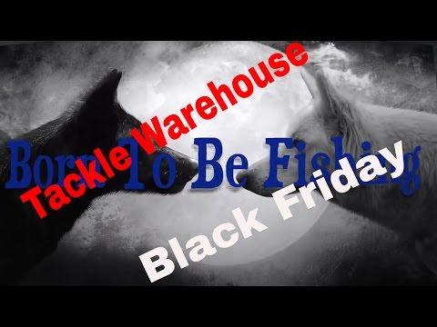 Tackle Warehouse Black Friday 2016