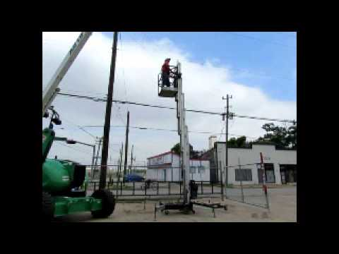 Jlg 30am single man lift