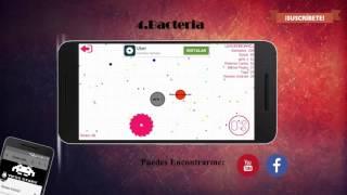 7 Mejores Juegos Parecidos a Agario [ANDROID]