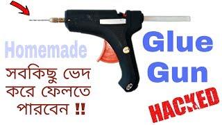 HOT GLUE GUN HACKS - Glue Gun To What !! awesome diy ideas
