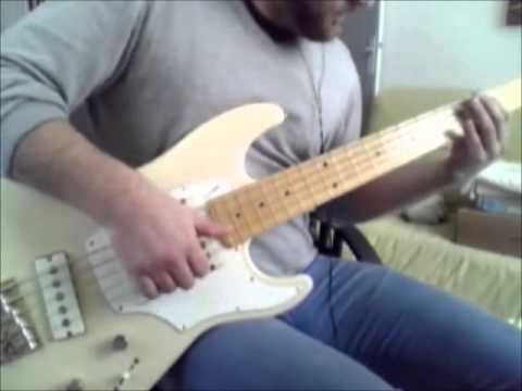 Slap Test with Godin Shifter 5 Bass