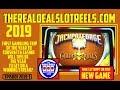 Buffalo Grand penny slot NICE BONUS WIN (Coushatta)