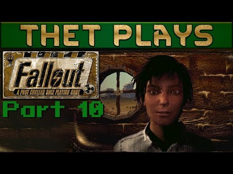 Thet Plays Fallout: A Post Nuclear RPG Part 10: The Khans