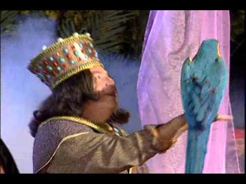 סבא טוביה - המלך שלמה ומלכת שבא