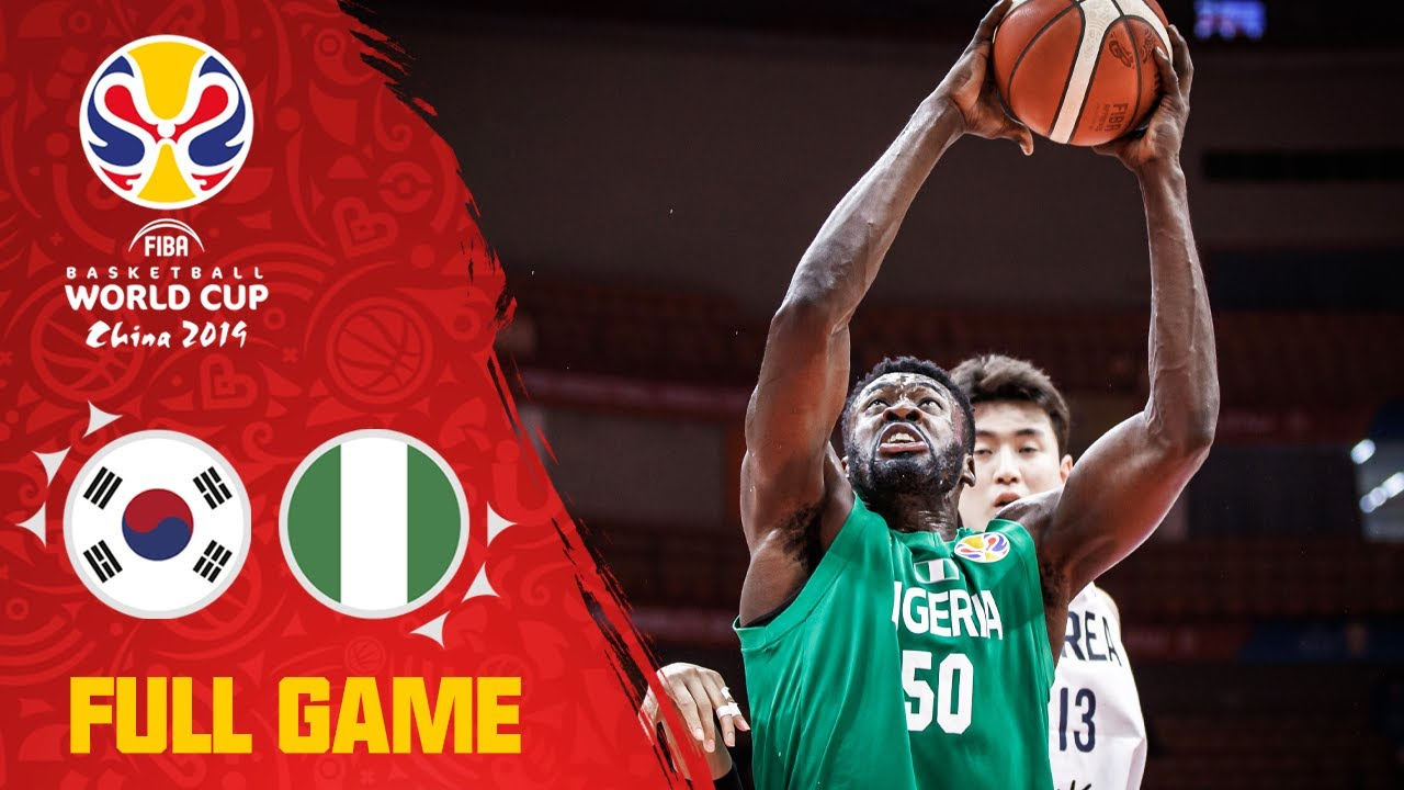 Korea could not find an answer for Nigeria! - Full Game