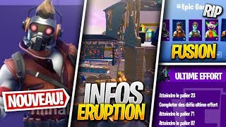 OTHER SKINS CACHÉS, FIN of THE FUSION of COMPTE - Other on FORTNitE (Fortnite News)