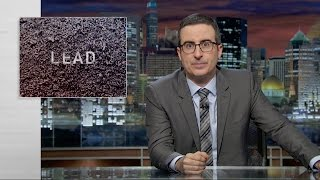 John Oliver Explains The Lead Poisoning Crisis... With A 'Sesame Street' Song