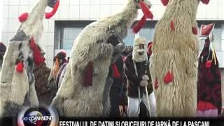 A DOUA  PARTE FESTIVALUL DE DATINI ȘI OBICEIURI DE IARNĂ DE LA PAȘCANI 2015