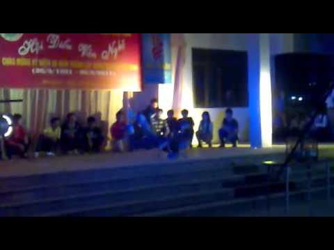 Cypher các BBoy đến từ các Crew của TP Nam Định đêm 26-3-2011