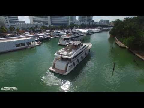 2016 Miami Boat Show Yachts Miami Beach