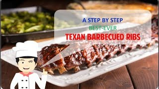 Best Ever TEXAN BARBECUE RIBS