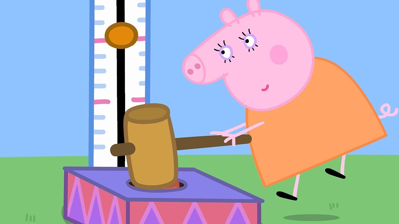 Peppa Pig Official Channel Mummy Pig And Peppa Pig S Fun Time At The Fun Fair Youtube There's a new character this week on how to keep a mummy: peppa pig official channel mummy pig and peppa pig s fun time at the fun fair
