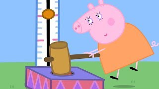 Peppa Pig Official Channel | Mummy Pig and Peppa Pig's Fun Time at the Fun Fair!