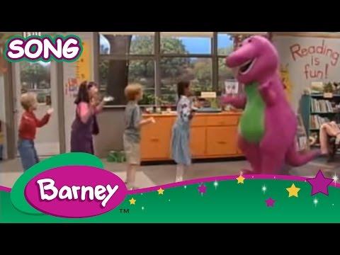 Barney - Growing (SONG)
