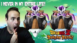 INSANE HYPED SUMMONS! Goku & Frieza Dual Dokkan Summons: DBZ Dokkan Battle