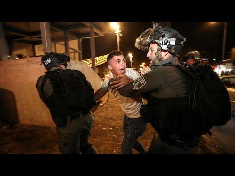 إسرائيل: المحكمة العليا تدرس قرار إخلاء منازل عائلات فلسطينية من القدس الشرقية بعد مواجهات مع الشرطة  - نشر قبل 1 ساعة