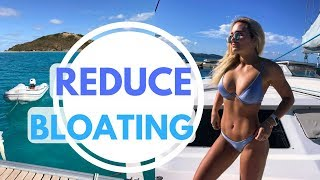 How To Reduce Bloating II Holiday Vlog + What I Eat In A Day