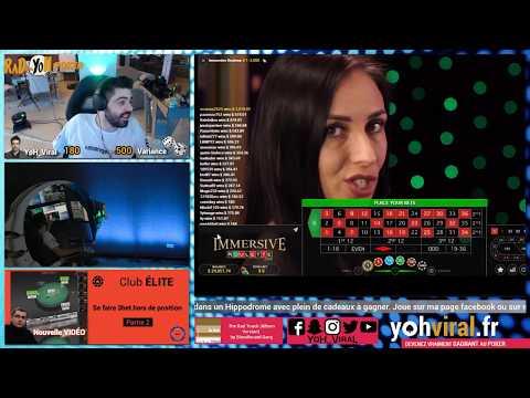 [🔴 LIVE ] RaD-YoH Poker : Gagne jusqu'à 1000€ ce soir : tirage au sort ► www.jeu.yohviral.fr