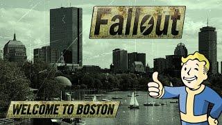 Fallout 4 Ультра настройки, 4K разрешение Часть 10 Резня в Метро